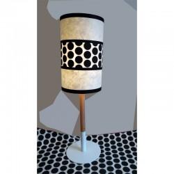 lampe à poser blackpoïs