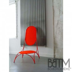 Love chair rouge
