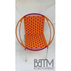 Fauteuil Ô Mix orange