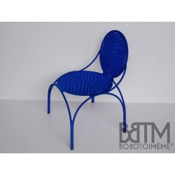 Mini Love Chair Bleu Indigo