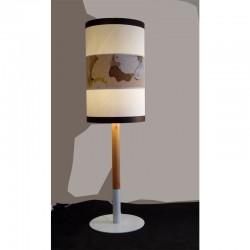 Lampe à poser - katflowers