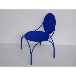 Mini Love Chair Bleu Indigo