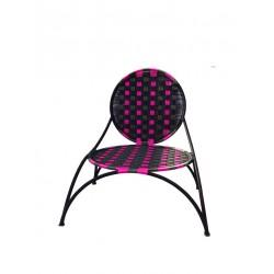 Mini Love Chair Mix Noire/gris/rose