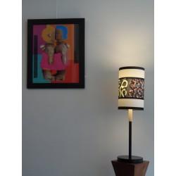 lampe à poser Wax