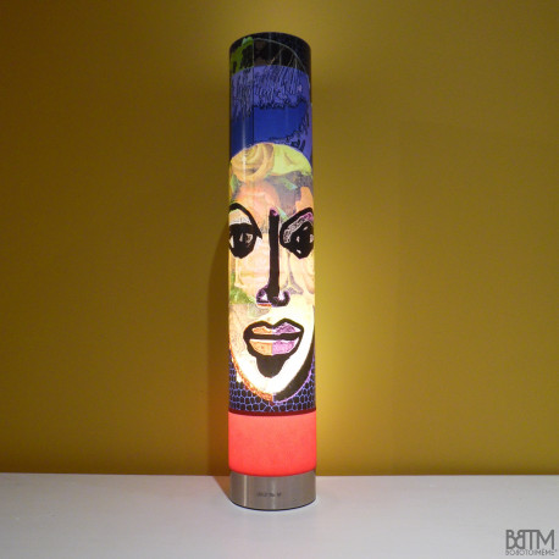 Lampe tube Tactile Image
